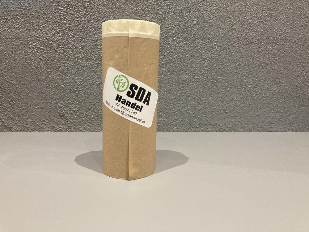 salg af 10 ruller afdækningstape til smågrisehuller 300 mm x 25 m